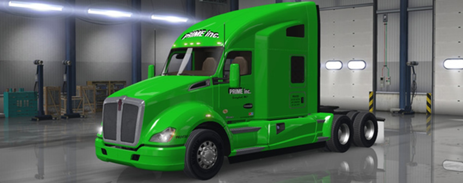 Truck fleet Workshops