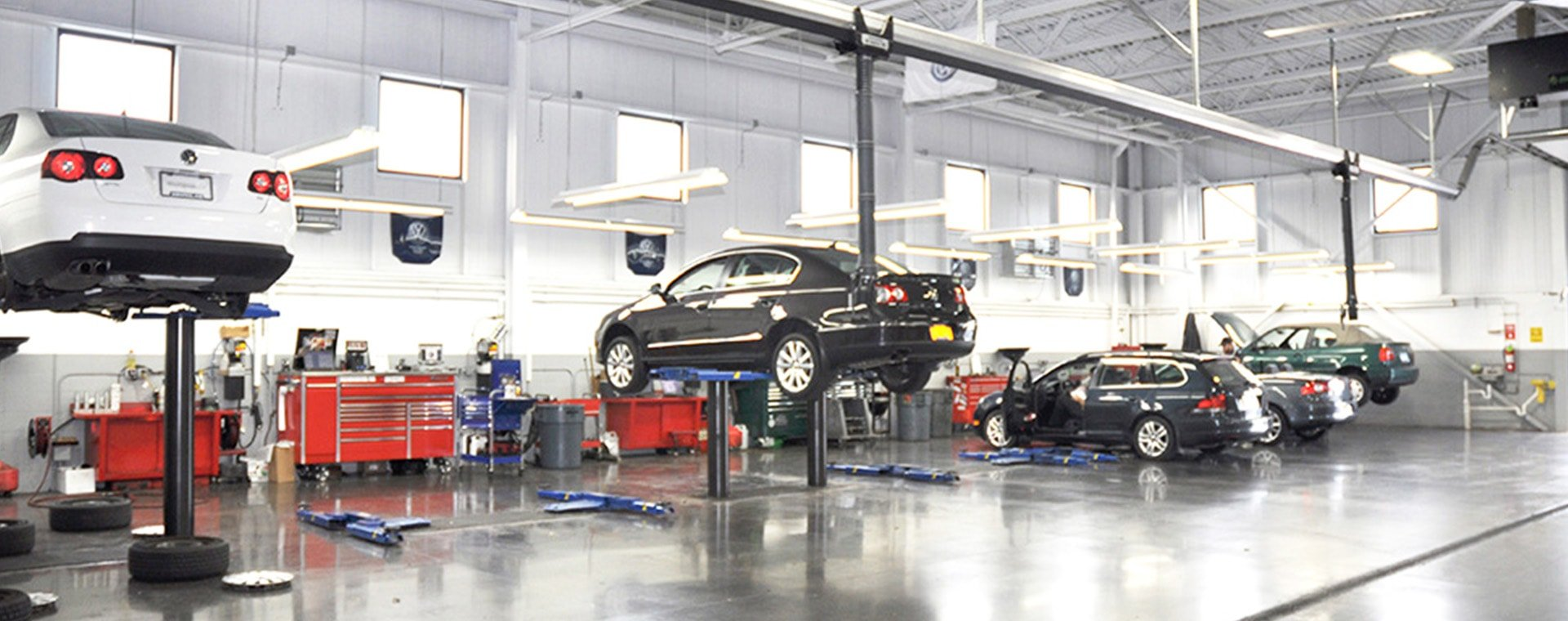 Auto Garage Maintenance Centres